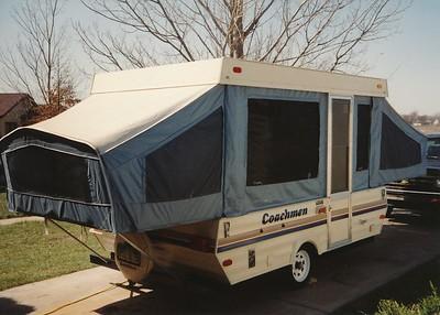 Coachman Pop-Up Camper