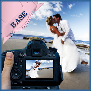31100 Professional wedding day photography Base package PC