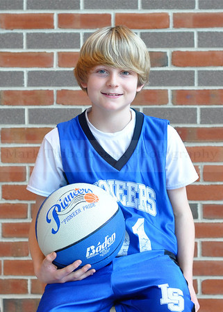 2011-12 Lampter-Strasburg Youth Basketball Team/Individual Portraits