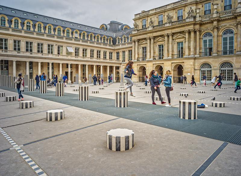 Interactive Art in Paris