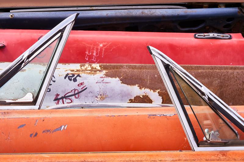 Classic auto parts, doors and windows