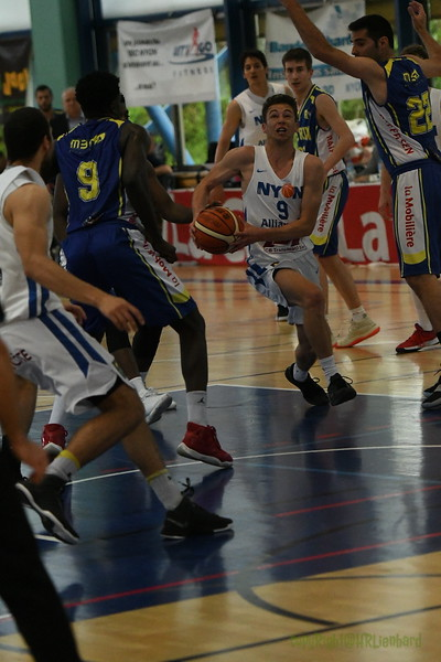 2019 Basket  Nyon vs Meyrin 11 mai