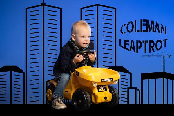 Coleman Leaptrot