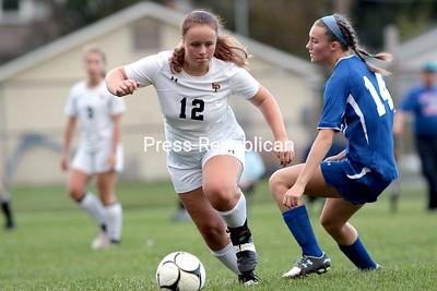 Girls Soccer — Seton Catholic vs. Lake Placid