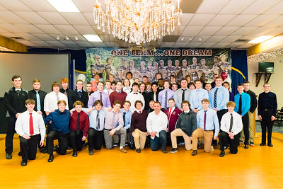 Altoona Football Banquet Jan. 8, 2017