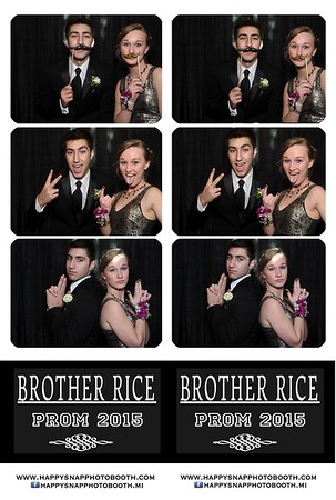 Brother Rice Prom 2015