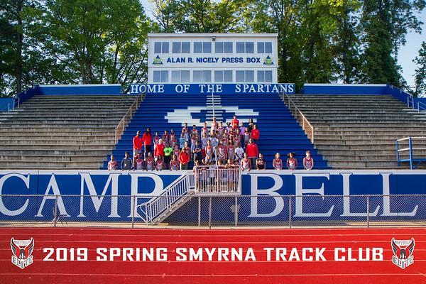 Spring19 Smyrna Track Club
