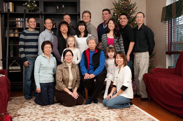 20091225 Family Christmas