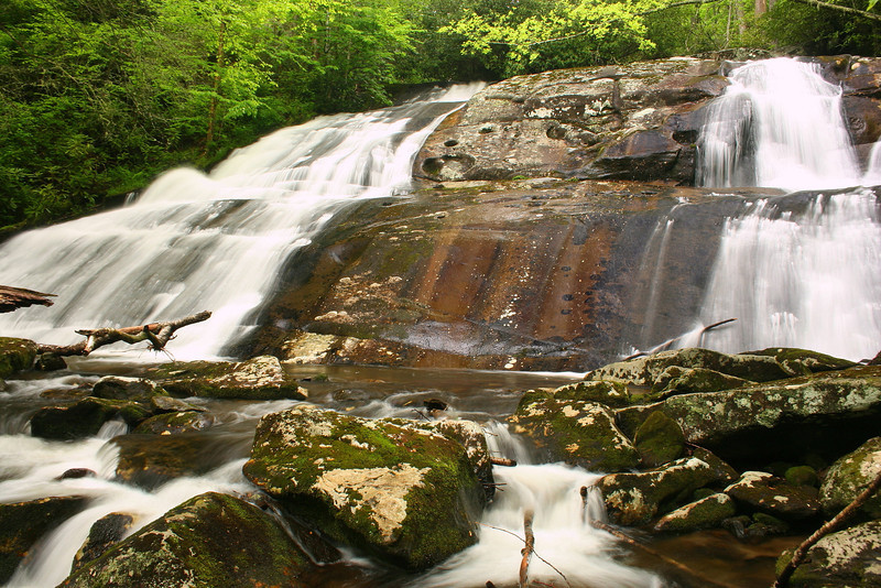 Lower Falls on Cold Branch