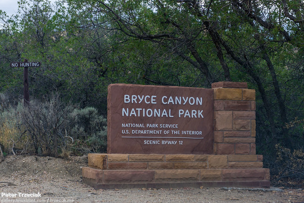 Bryce Canyon N.P. and Zion N.P.