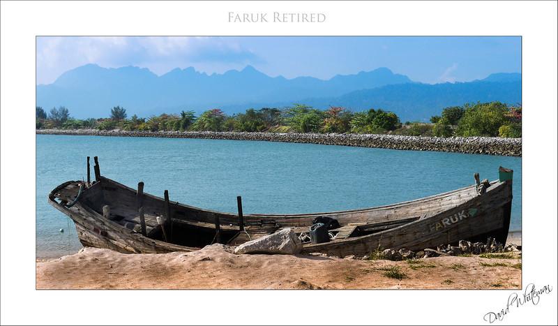 Faruk Retired