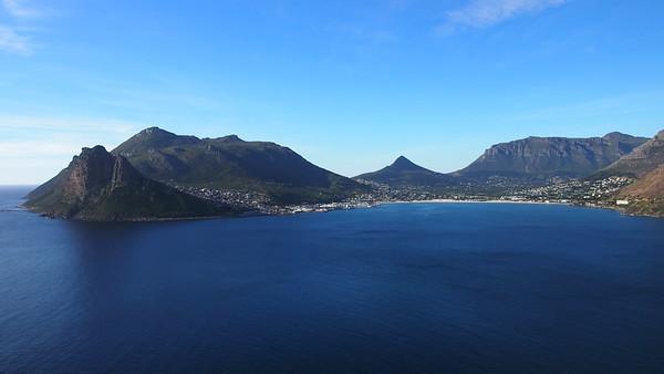 Table Mountain and Coast