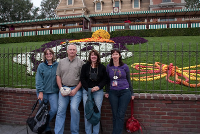 Disneyland Nov 2009 Saturday