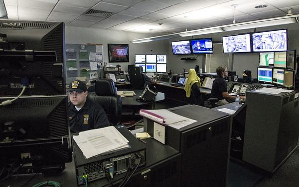 Police 911 Center