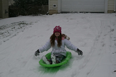 Snow Play 1-21-2007