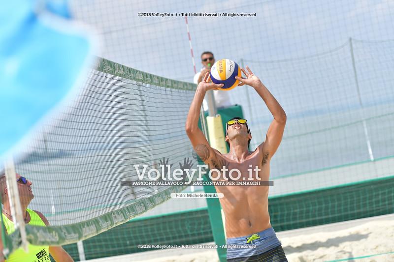 presso Zocco Beach PERUGIA , 25 agosto 2018 - Foto di Michele Benda per VolleyFoto [Riferimento file: 2018-08-25/ND5_8930]