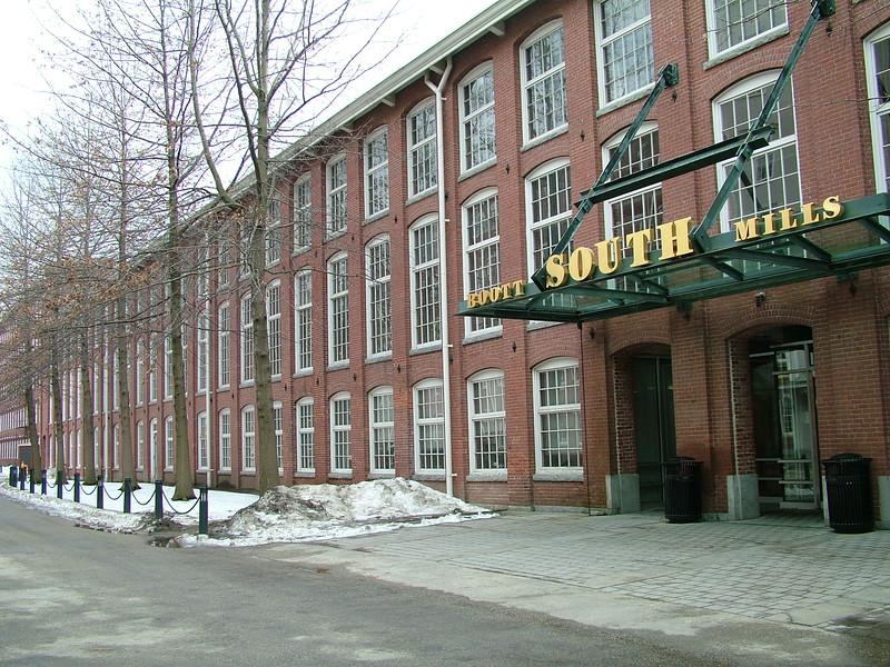 Boott Mills South - Lowell, MA