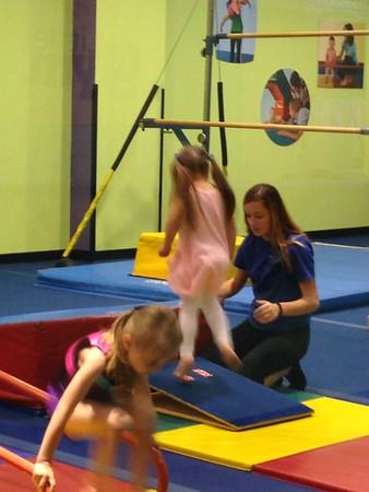 Lila's Dance Class