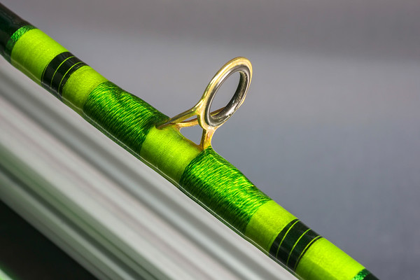 Hand Crafted Fishing Rods