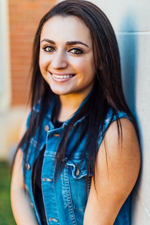 Alyssa   Wake Forest University Portraits