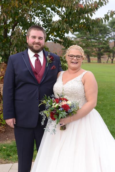 Nicole and Joe Curtin - October 25th 2019