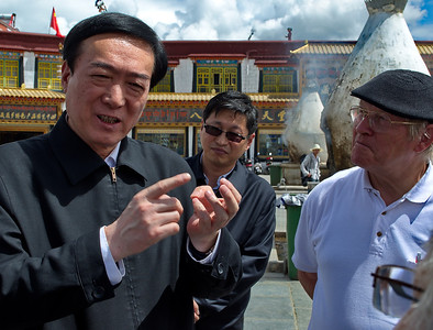 Chen Quan Guo 陳全國, Lhasa, 5. Juli 2013