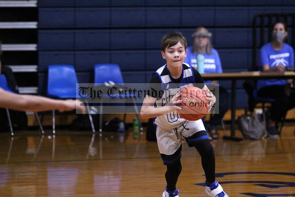2020 CCMS Rocket Basketball