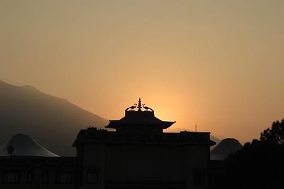 Долина Кангра. Индийские Гималаи