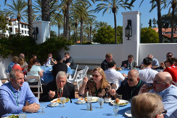 2015 Int'l Conference NetworkingLunch