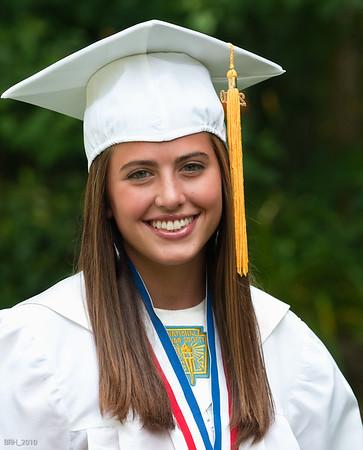 Carlie's TRS Graduation