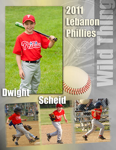 2011 Lebanon Phillies Composites