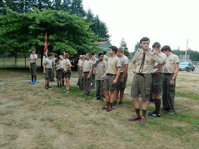 Troop Meeting - Sep 01
