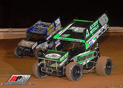 Williams Grove Speedway - 8/25/17 - Lee Greenawalt