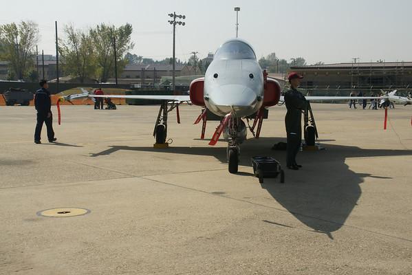 Osan Air Base Korea Air Power Day 2009