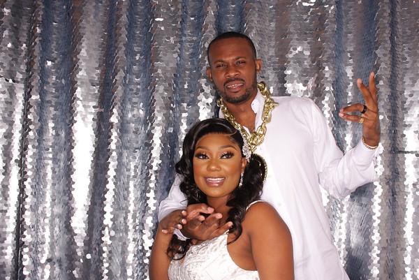 Takeisha and Steven Wedding 11-21-2020