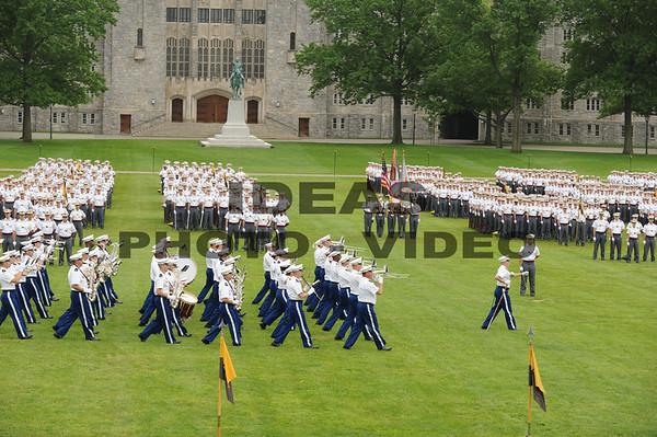 Graduation Parade Entry