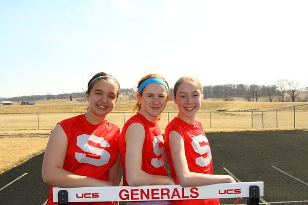 2014 Sheridan Middle School Track