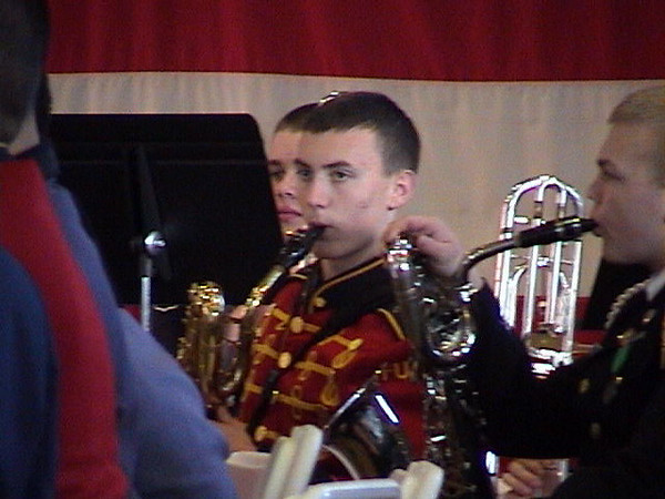 Military School Band Festival