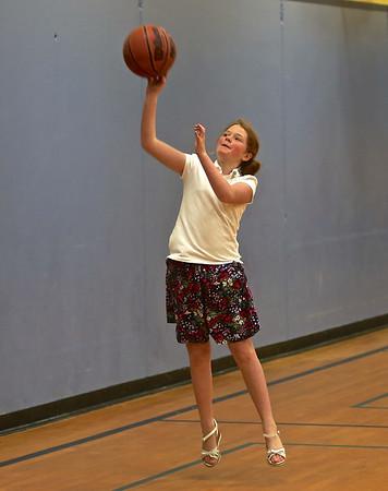 SPRD Outlaw 1st & 2nd Grade Basketball 2-14-15