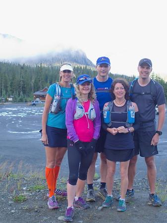 2015 Mount Albert Edward Wilderness Run
