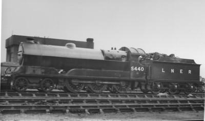 "Robinson Class B8 (GCR Class 1A) 4-6-0s ""Glenalmonds"""