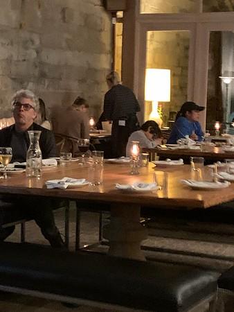 2019.12.01 Dinner at Gra