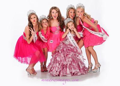 Princess of America group pics