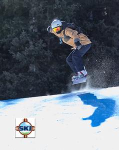 Ski Santa Fe Poster Concepts