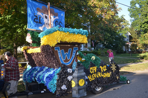 2013 Homecoming Parade/Game