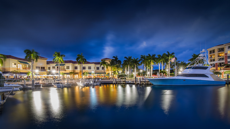 Jupiter Yacht Club- Jupiter, Florida