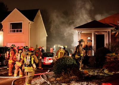 December 24, 2009 - 3rd Alarm - 4 Sunnylea Ave. E.