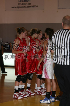 Southern OH MagiC VS NKY Lady Tigers