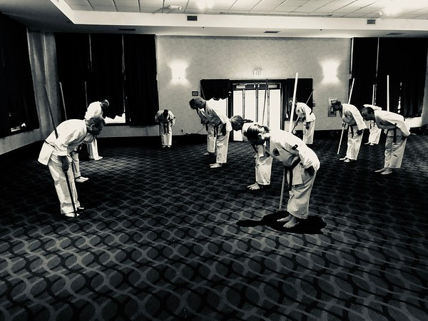 2018 Beisho Summer Budo Camp (July 20 - 22, 2018)
