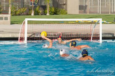 10-09-17 RCHS Boys Water Polo vs Rio Linda